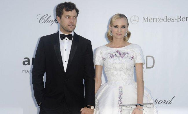 Festival di Cannes 2012 - Joshua Jackson, Diane Kruger