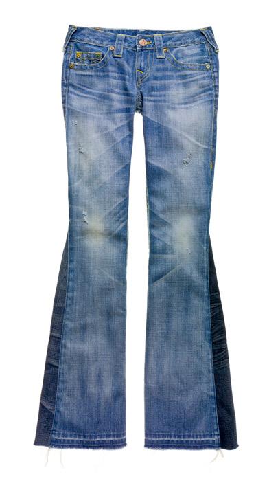 Jeans a zampa True Religion