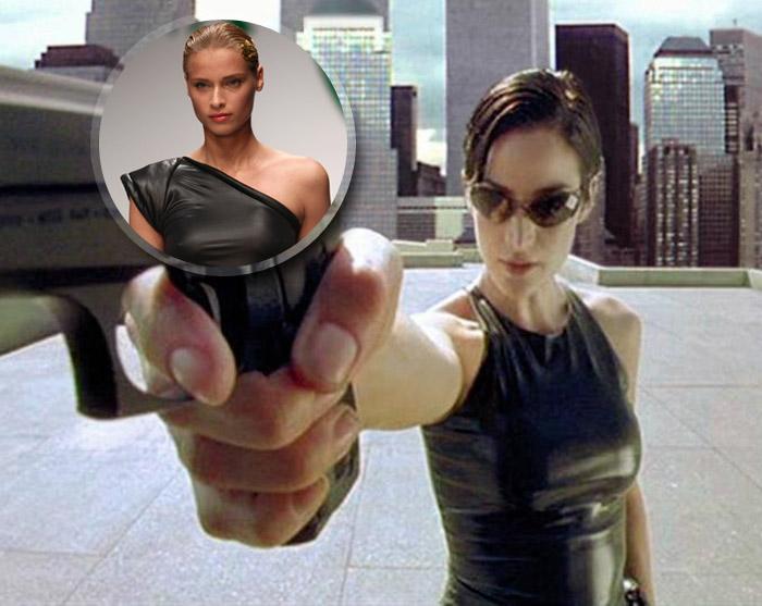 Carrie-Anne Moss - Matrix