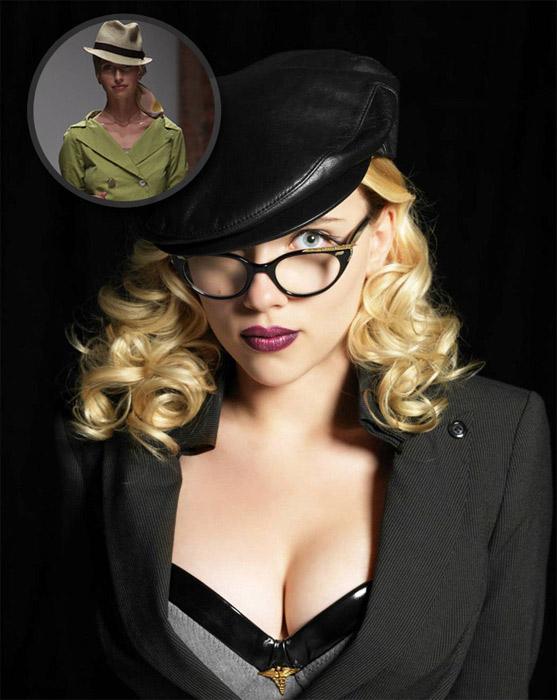 Scarlett Johansson - The Spirit