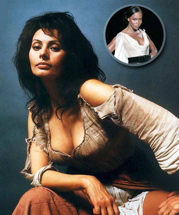 Sophia Loren - L'uomo della Mancha