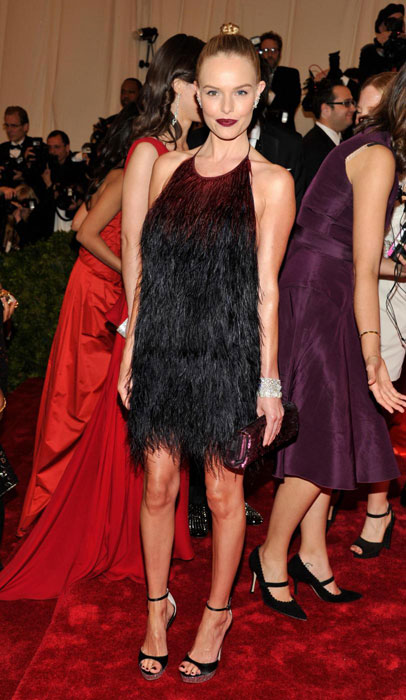 Kate Bosworth in Prada al MET Gala 2012