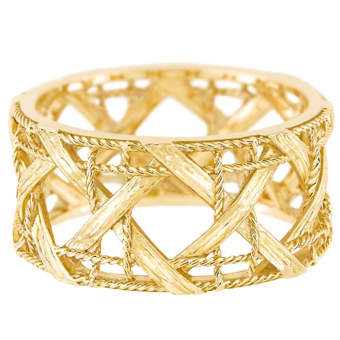 Bracciale in oro giallo My Dior