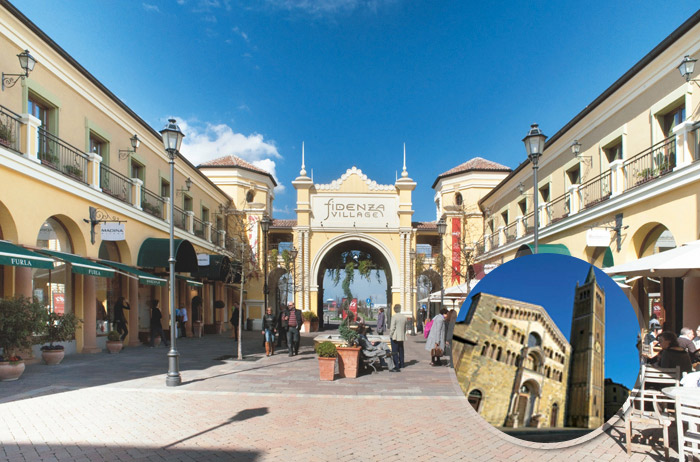 Shopping ad arte in citt tra mostre e outlet for Outlet village milano