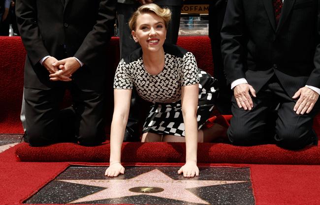 Scarlett tra le stelle