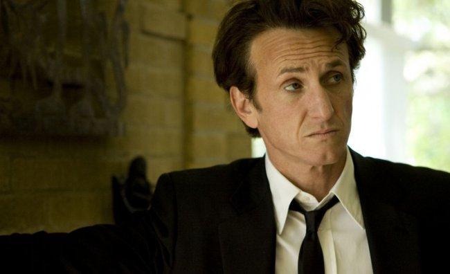 Sean Penn benefattore per Haiti a Cannes