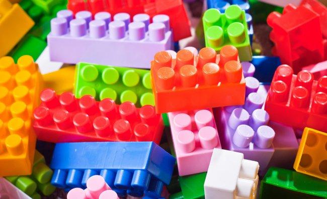 La regina Elisabetta in versione Lego