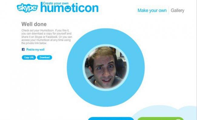 Le emoticon diventano umane con Skype