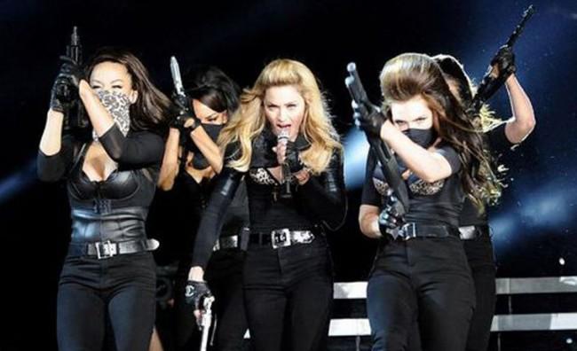 Madonna sceglie Firenze per il videoclip di 'Turn up the radio'