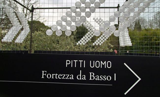 Tutto pronto a Firenze per Pitti uomo 82