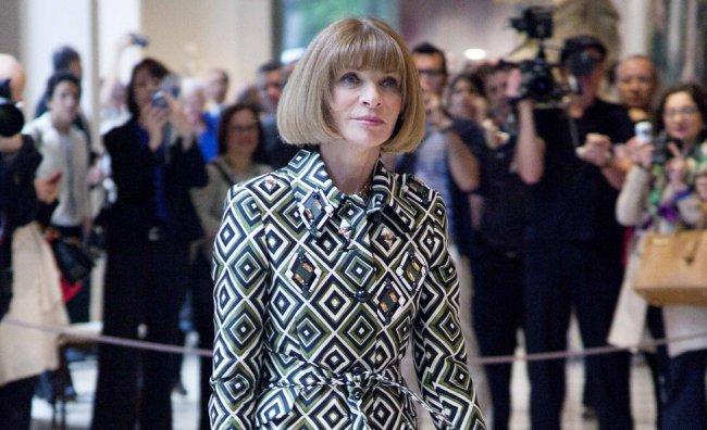 Anna Wintour ambasciatrice a Londra?