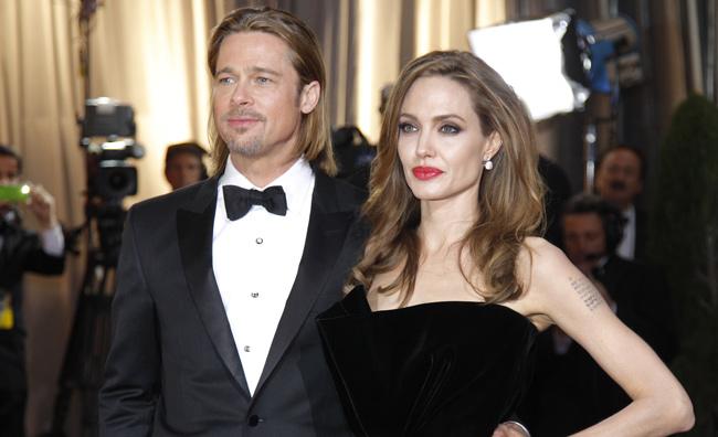 Brad e Angelina scrivono alla regina Elisabetta II