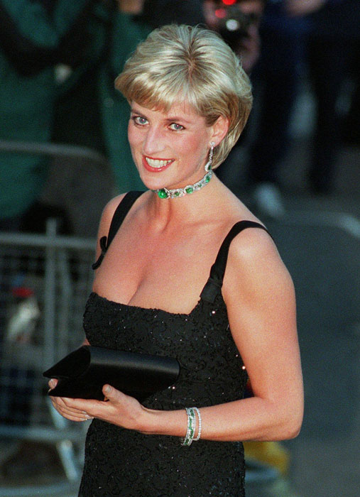 Lady Diana Spencer