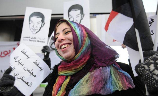Le donne e la primavera araba: un romanzo di Younis Tawfik