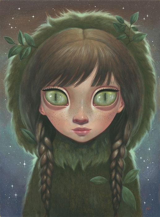 The Tree Spirit - Ana Bagayan
