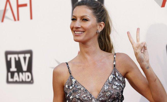 Gisele Bundchen la top model più pagata