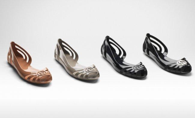 Da Gucci le scarpe eco-sostenibili
