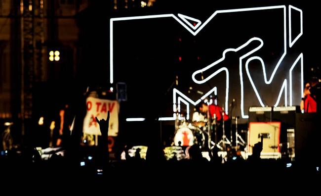 Grande musica a Torino con gli MTV Days 2012