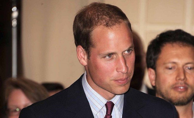 Il principe William