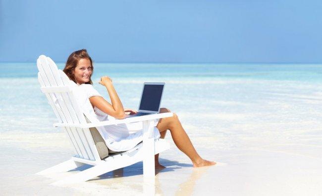 La tecnologia arriva in spiaggia