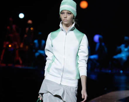 Felpa e cappello Marc by Marc Jacobs