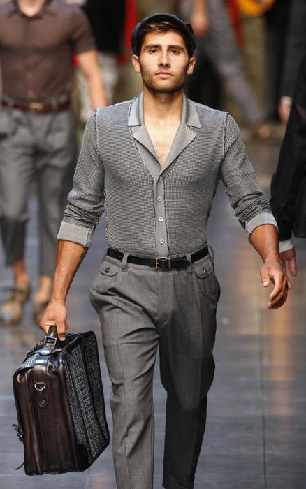 Sfilata Dolce&Gabbana Uomo