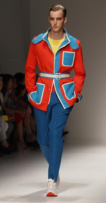 Vestiti eleganti uomo versace