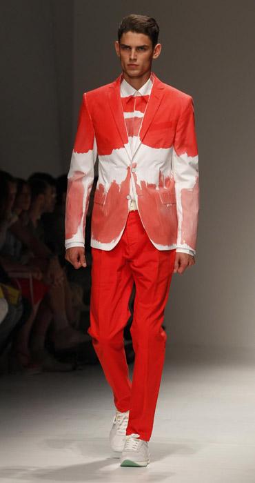 Vestiti Eleganti Uomo Colorati.In Scena L Uomo Del 2013 Www Stile It
