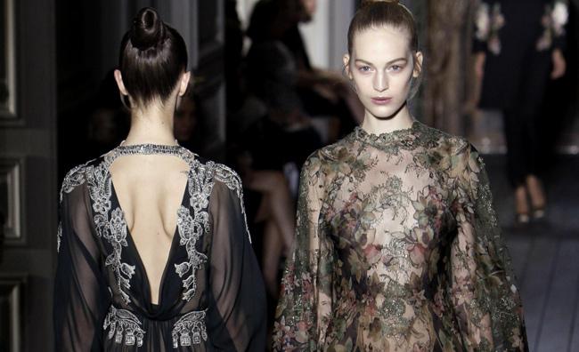 L'alta moda deve cambiare: Valentino