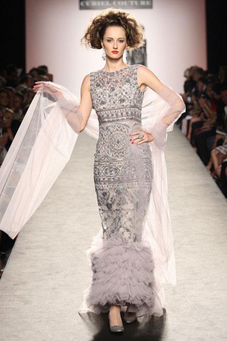 Raffaella Curiel - abito lungo
