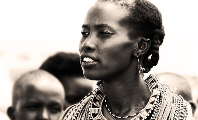 Le donne dell'Africa: l'arte riflette