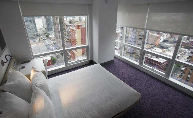 Gli hotel automatici per vacanze hi-tech