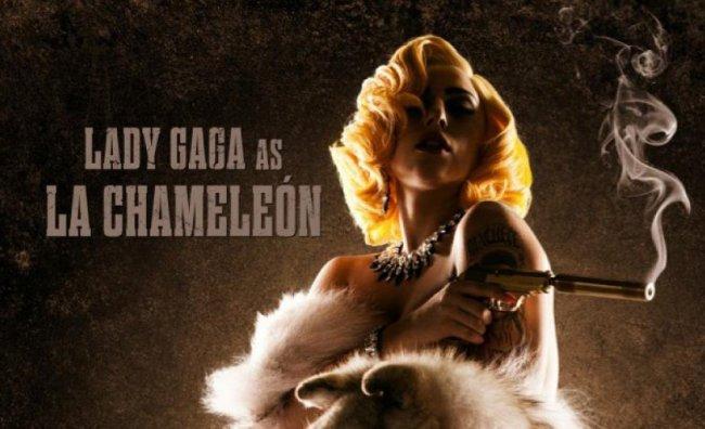 Lady Gaga Dark Lady per Rodriguez