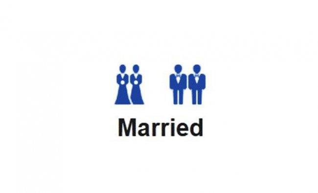 Facebook icone gay
