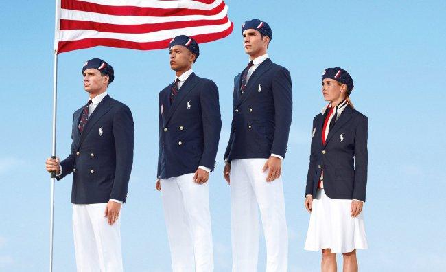 """Made in China"" per le divise olimpiche Ralph Lauren"