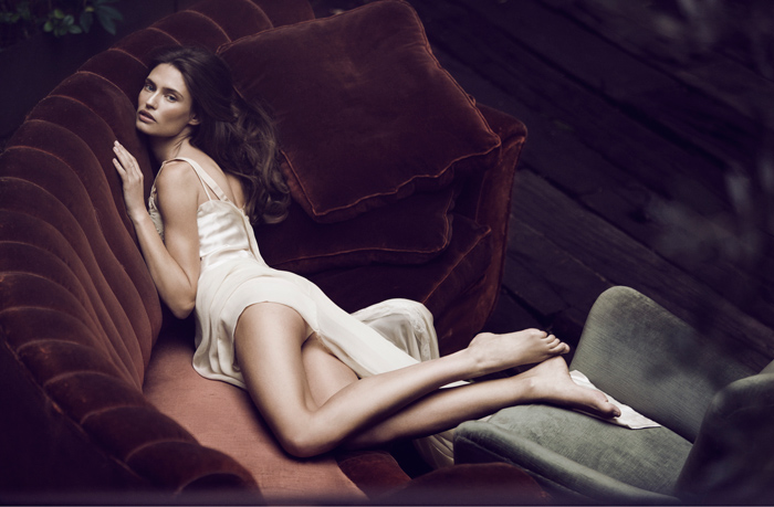 Bianca Balti su Vanity Fair