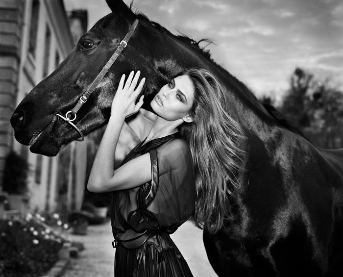 Bianca Balti per Vogue Germania