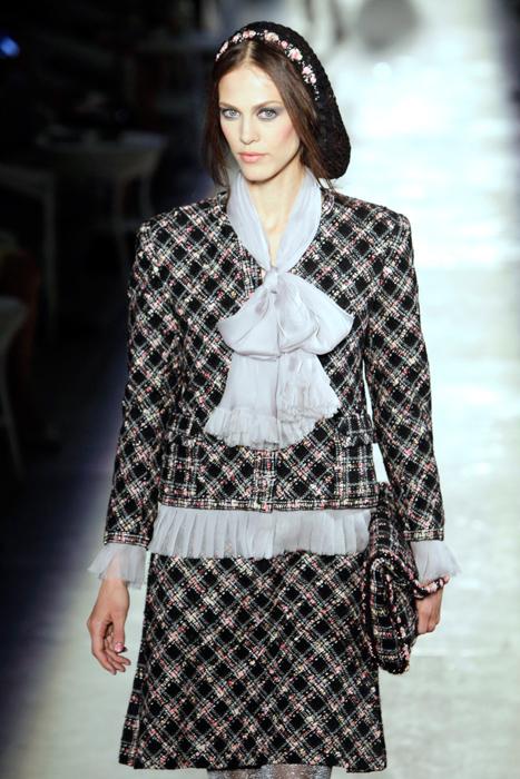 Tailleur e camicia Chanel Haute Couture