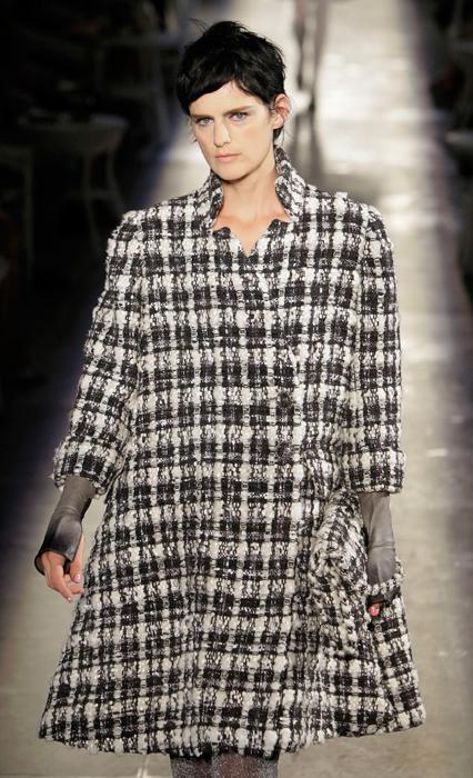 Cappotto Chanel Haute Couture