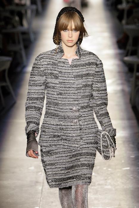 Giacca e gonna Chanel Haute Couture