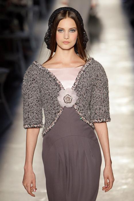 Coprispalla Chanel Haute Couture