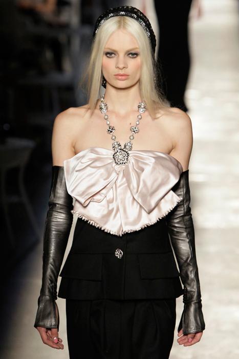 Abito da sera Chanel Haute Couture