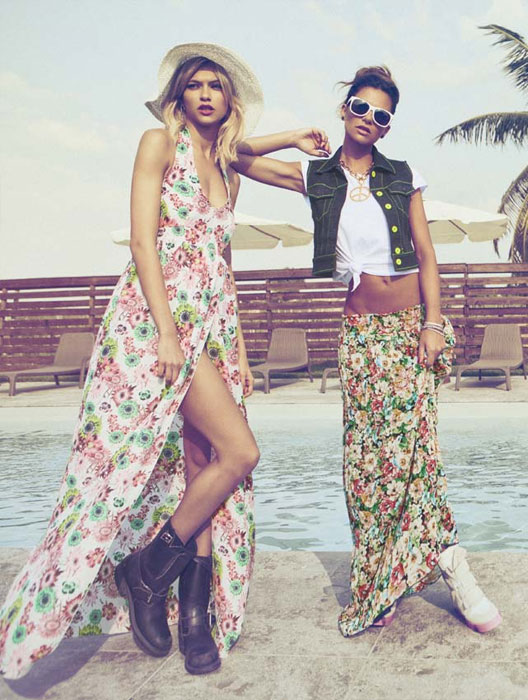 Outfits foreali Denny Rose