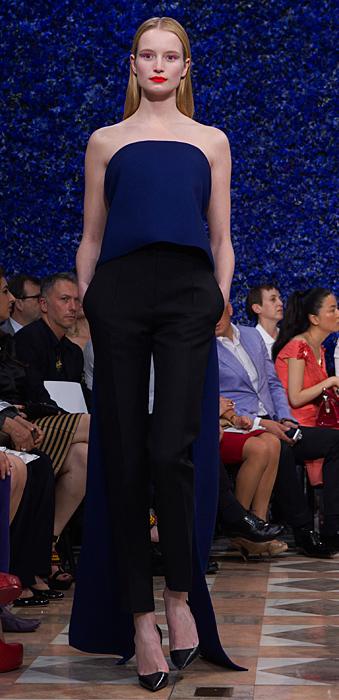 Pantaloni a sigaretta Dior
