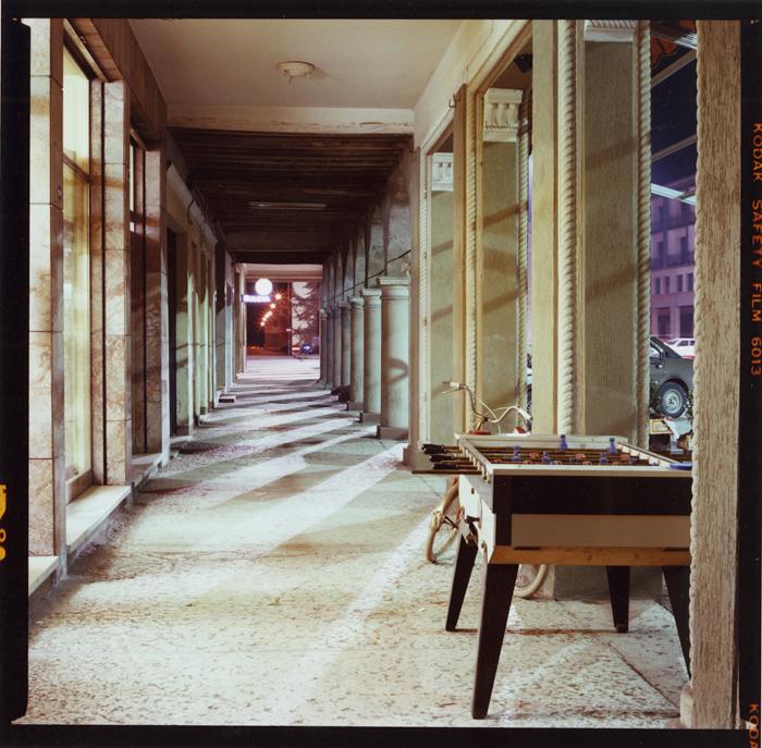 1984: Fotografie da viaggio in Italia