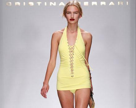Il giallo è il colore dell'estate 2012