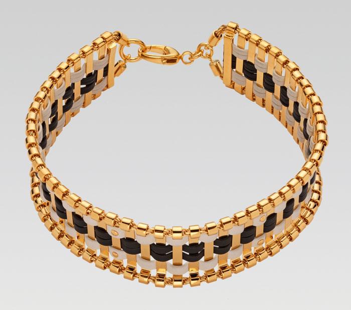 Collana Gucci in oro giallo