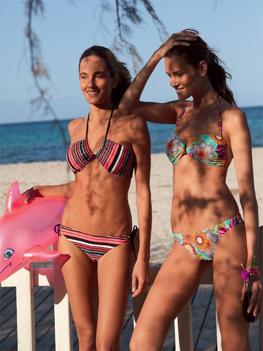 Bikini Planet e bikini Toffee Golden Lady