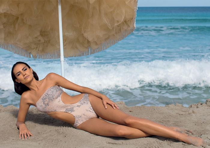 Trikini Folie Philippe Matignon Golden Lady