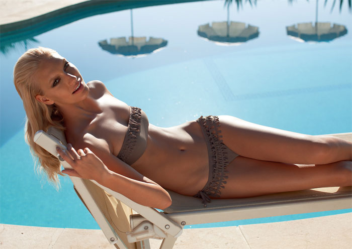 Bikini Fantasia Laserata SiSi Golden Lady